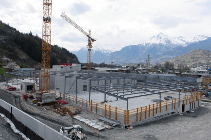 Bâtiment Zenhausern