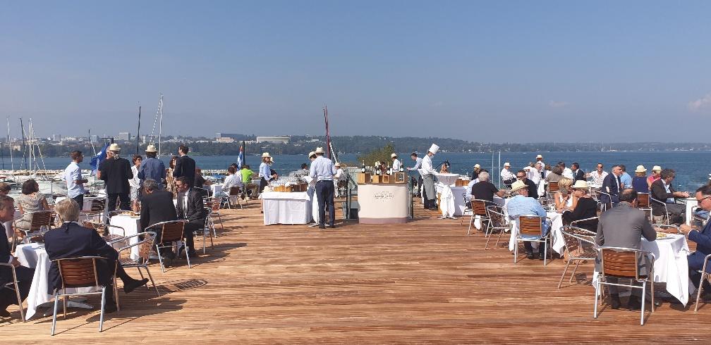 Inauguration du nouveau port de la SNG  // 18.09.2020