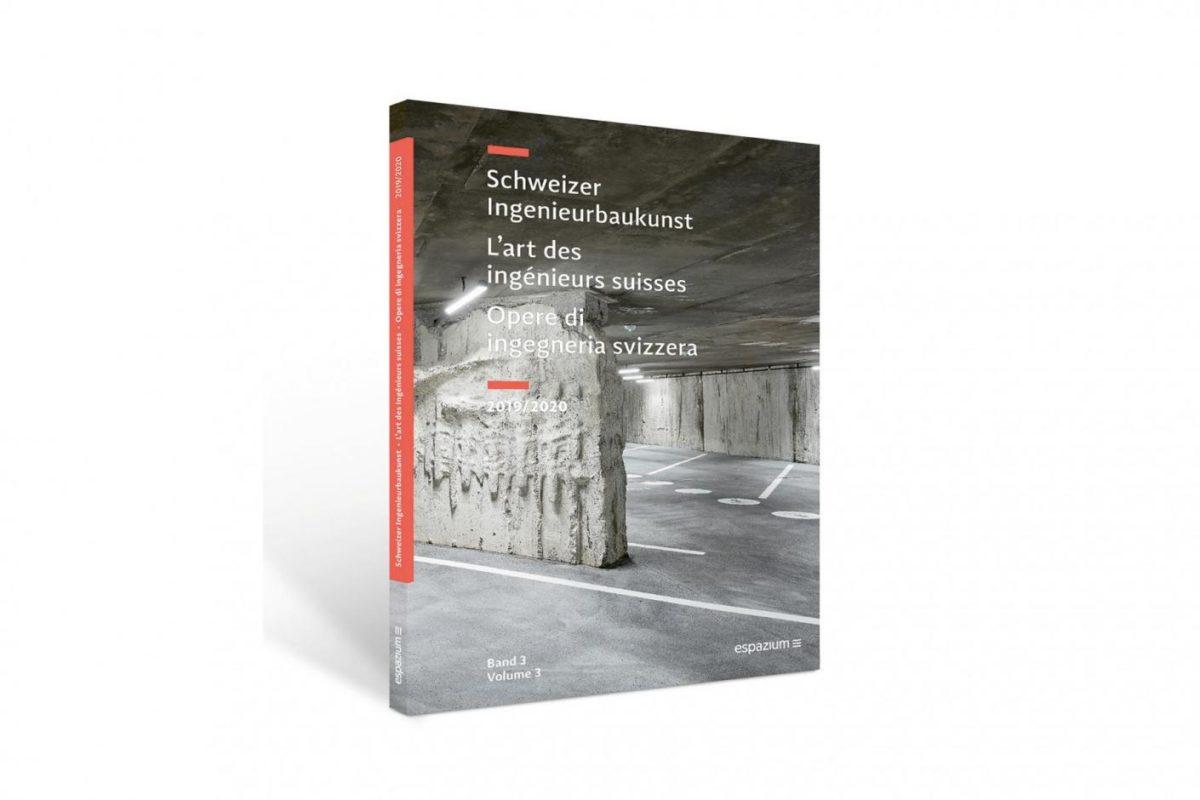 Le PPEV à l'honneur dans L'art des ingénieurs suisses // 28.10.2020