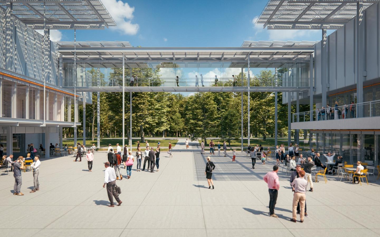 CERN SG autorisation de construire