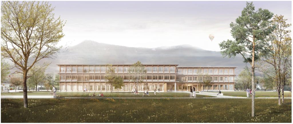 Gymnase du Chablais